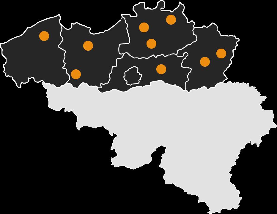 Slotenmakers in héél Vlaanderen